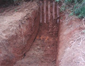 Test pit with seepage_300dpi