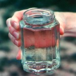 kelly holding bottle clear effluent_300dpi